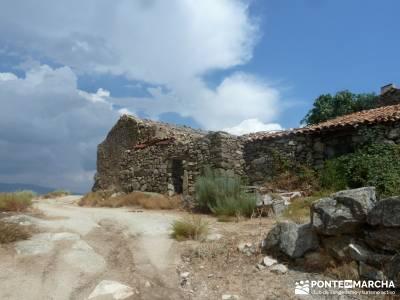 Valle del Alto Alberche;excursion fin de semana solo mochilas trekking en madrid
